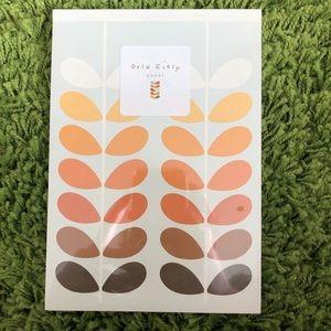 Rare Orla Kiely Natural Stem Notepad